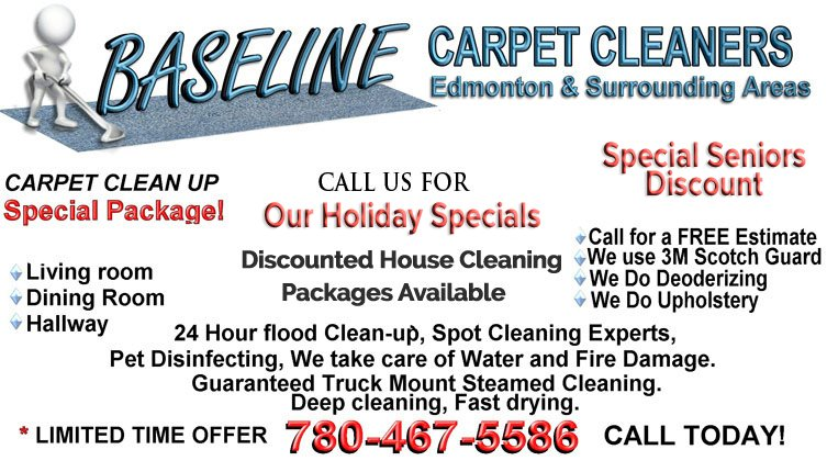 St. Albert Carpet Cleaning | Sherwood Park Carpet Cleaning ...